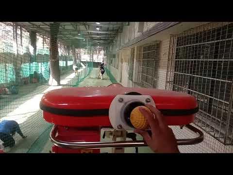 Gravity Pro Digital Cricket Bowling Machine From HA-KO