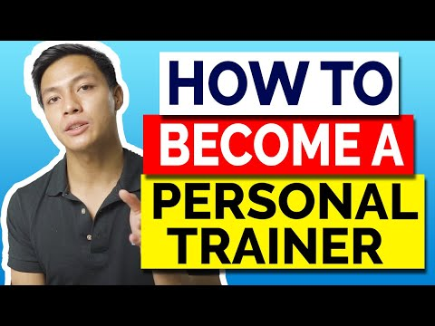 How To Become A Personal Trainer In 6 simple steps [2021 ...