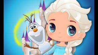 Baby Disney Video Game - Baby Around the World: Disneyland - Cutezee.com