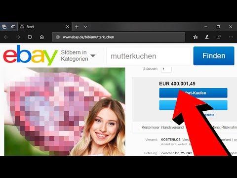 BibisBeautyPalace verkauft MUTT**EN des Babys auf eBay und startet NEUEN SHOP!