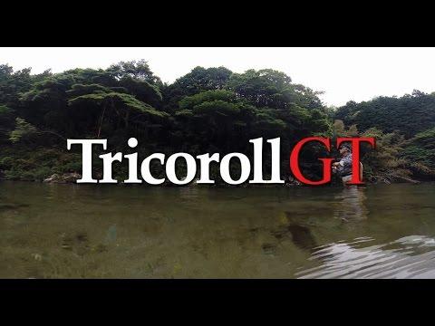 Vobler Jackall Tricoroll GT 88MDF 88mm 10.8g Mat Tiger F