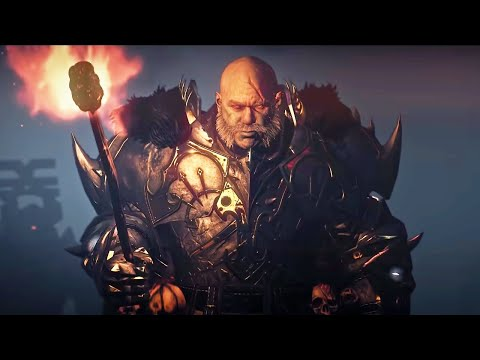 《全軍破敵:戰錘3》CG預告公開