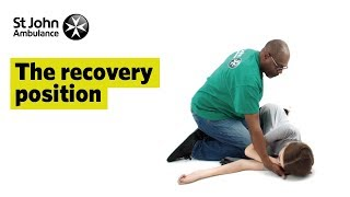 The Recovery Position - First Aid Training - St John Ambulance