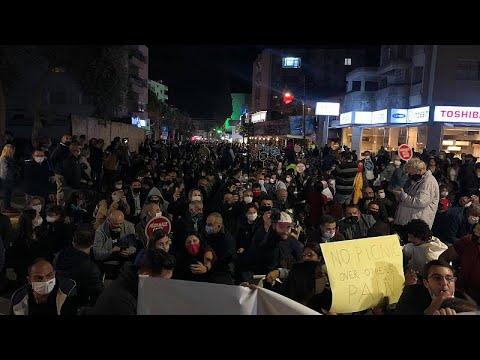 Επικοινωνία Μπορέλ με Τατάρ – Διαδήλωση στα κατεχόμενα κατά της Άγκυρας…