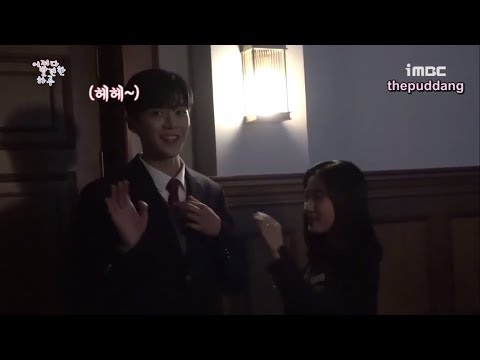[ENG SUB] Extraordinary You Episode 29-30 Making Film | People Haru Meets In A Day