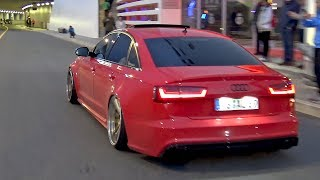 BEST of Audi RS Exhaust Sounds Compilation! RS3, RS5, R8 V10 & More!