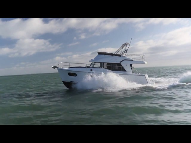 48 hours on the Bénéteau Swift Trawler 35 | Review | Motor Boat & Yachting