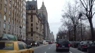 Driving Around New York