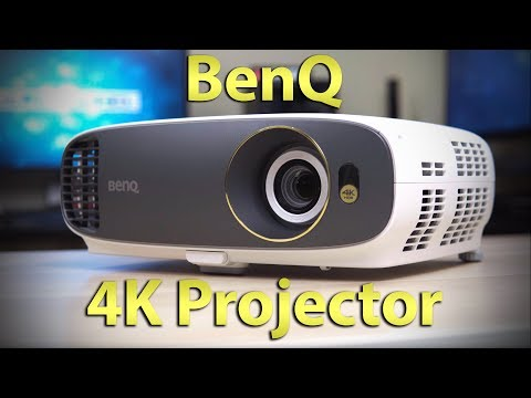 BenQ HT2550 Review – A 4K HDR Projector For $1500?