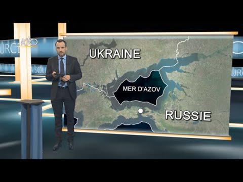 TENSIONS ENTRE L'UKRAINE ET LA RUSSIE   GILETS JAUNES   GÂTEAU SOLIDAIRE