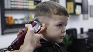KIDS HAIRCUT | ДЕТСКАЯ СТРИЖКА