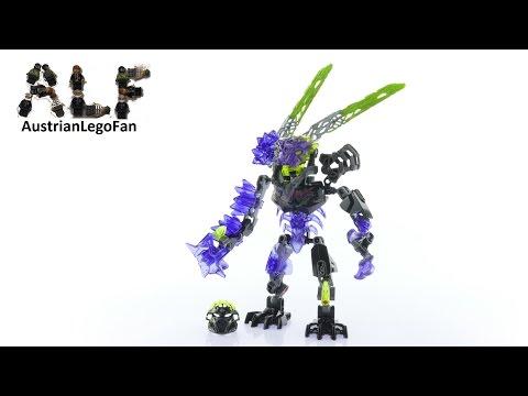 Vidéo LEGO Bionicle 71315 : La bête du séisme