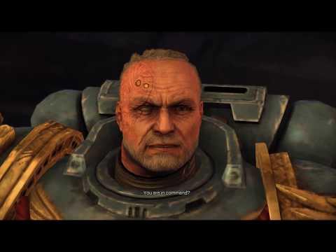 Warhammer 40,000 Space Marine Exterminating Orcs 03