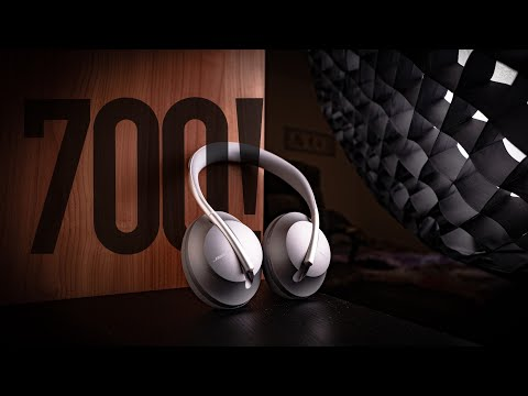 External Review Video GmxEf8TzrCA for Bose Noise Cancelling Headphone 700
