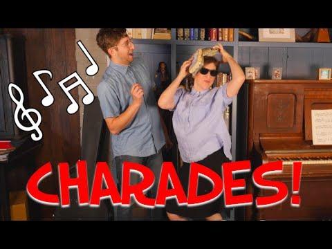 Charades! With Chad | Mayim Bialik