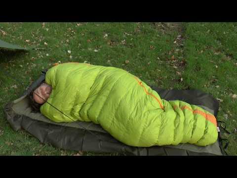 Daunenschlafsack Vor und Nachteile Exped UL  -5