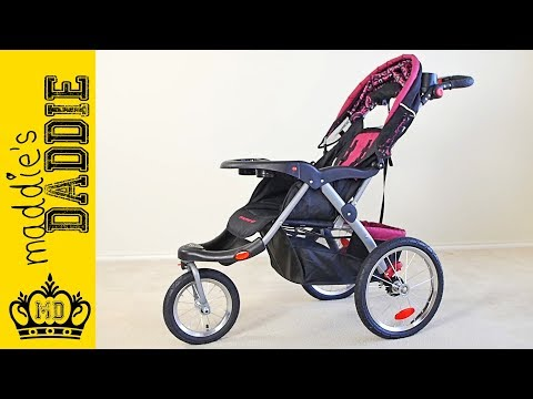 Baby Trend Expedition ELX Jogging Stroller Review