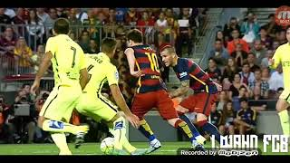 Leo Messi   Downtown |Skills & Goals| •2015 16•