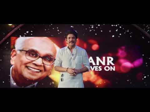 Nagarjuna Look in Bangarraju On Occasion Of ANR Birthday