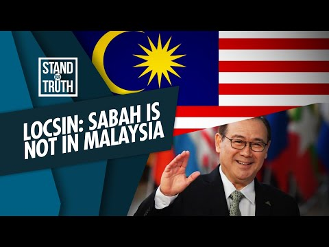 [GMA]  Stand for Truth: Locsin: Sabah is not in Malaysia