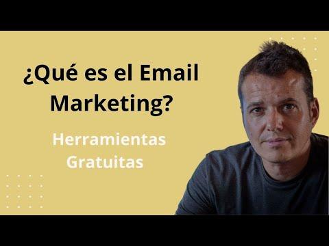 ¿Qué es el Email Marketing? - Herramientas gratuitas