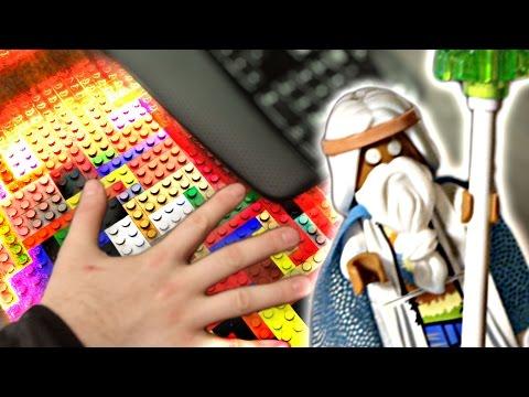 Magic LEGO Powers!