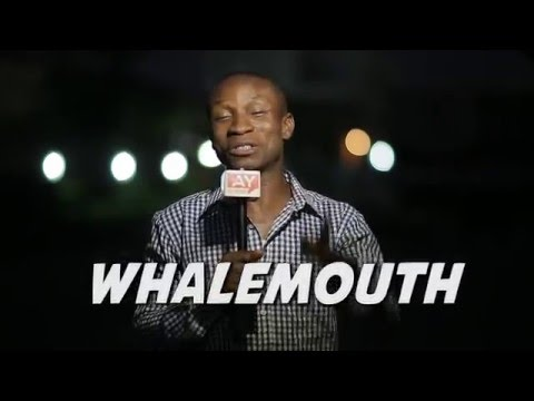 Whalemouth is read for 2face @AY Live in Lagos 2016