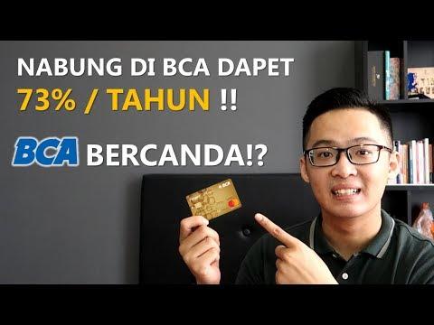 WAJIB TAU! Curhat Tabungan Bank Kasih Return 73% / Tahun!