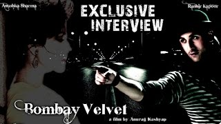 Exclusive Interview Anurag Kashyap  Bombay Velvet