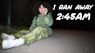 TIANA RAN AWAY FROM HOME!! (I GOT LOST)