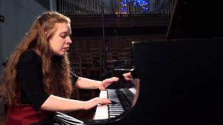 P. I. Tchaikovsky, Romance in F minor, Op. 5 played by Anastasia Rizikov