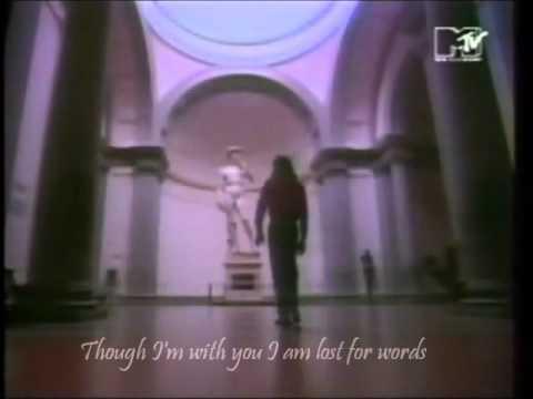 Michael Jackson - Speechless w/ Lyrics