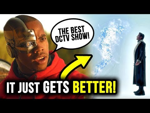"""Cyborg JUSTICE LEAGUE Teasers & Negative Man's Story! - Doom Patrol Episode 3 Review """"Puppet Patrol"""""""