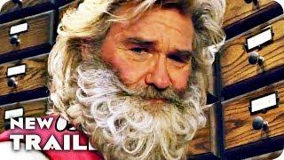 The Christmas Chronicles Trailer (2018) Kurt Russel Christmas Movie