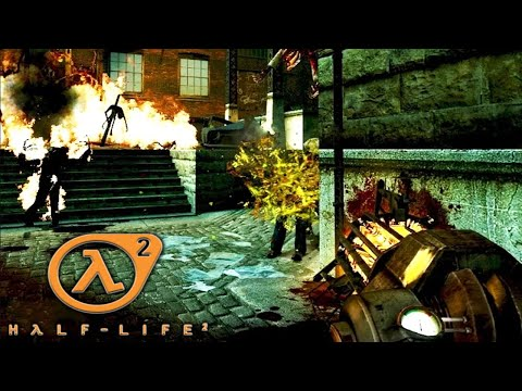 Half-Life 2 - Test \ Review - DE - GamePlaySession - German