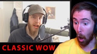 Asmongold Reacts To Why Classic WoW Was AMAZING - Nixxiom Part 1