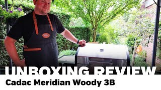 Unboxing Review: Cadac Meridian Woody 3B