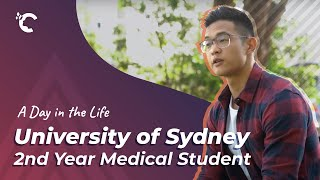 youtube video thumbnail - A Day in the Life: University of Sydney Medical Student