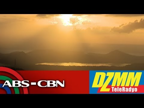 'Magma intrusion' near volcano could trigger stronger Taal eruption: Phivolcs  | DZMM