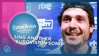 Which Eurovision song would you sing? - Eurovision 2019