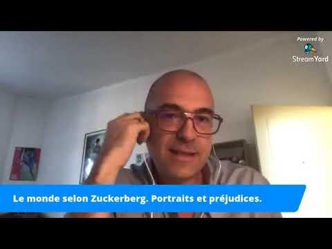 Le monde selon Zuckerberg. Portraits et préjudices