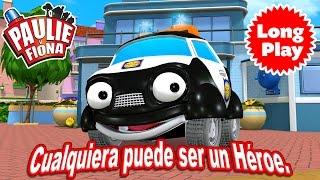 Paulie y Fiona 2 | Cualquiera puede ser un héroe | Compilación | Caricaturas para Niños en Español
