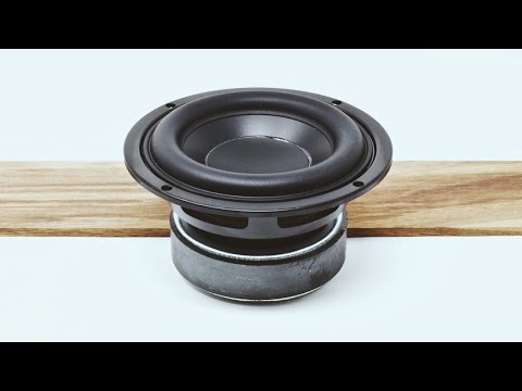 Best Budget 2-Way Woofer? The $12 Dollar Driver    Dayton Audio TCP115 Woofer Review