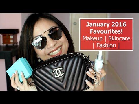 January 2016 Favourites – Kiehl's, Bioderma, OPI, Chanel, Tiffany & Co, Dior