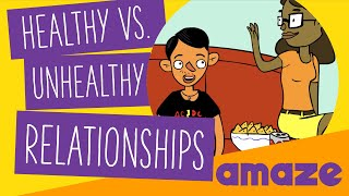 Healthy Vs Unhealthy Relationships