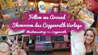 Follow me around: Showroom des Coppenrath Verlags | #buchmessetogo bei Coppenrath