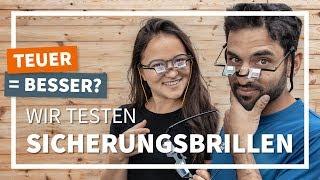 Sicherungsbrillen [TEST] | Einfach Klettern