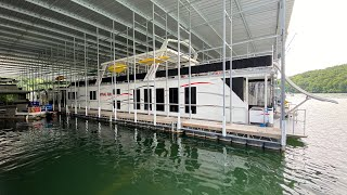 2006 Fantasy 20 X 100 Houseboat For Sale