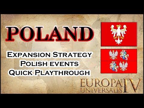 EU4: How to join HRE as Poland  - смотреть онлайн на Hah Life