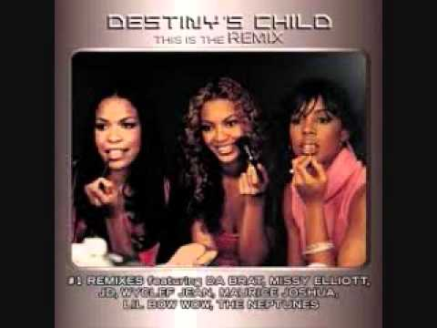 Destiny's Child//Say My Name (Timbaland's Remix) This is the Remix album